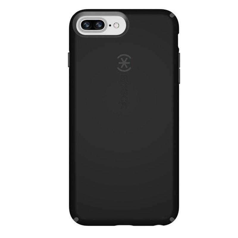 Speck iPhone 6/7/8 Plus Black & Grey CandyShell Impact Resistant Case