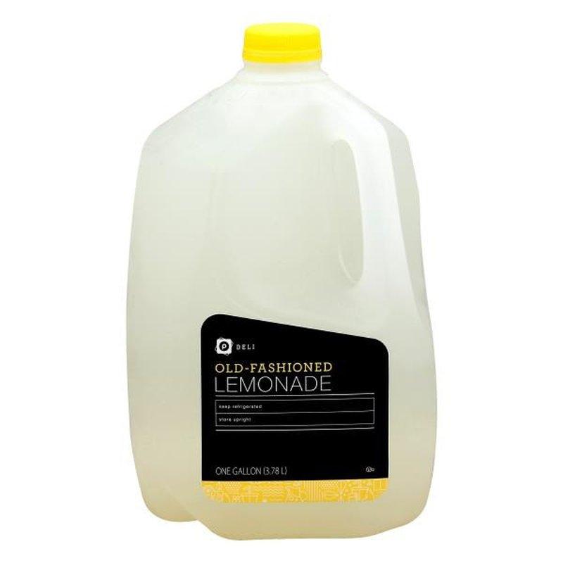 Publix Deli Lemonade Old Fashioned 1 Gal Instacart