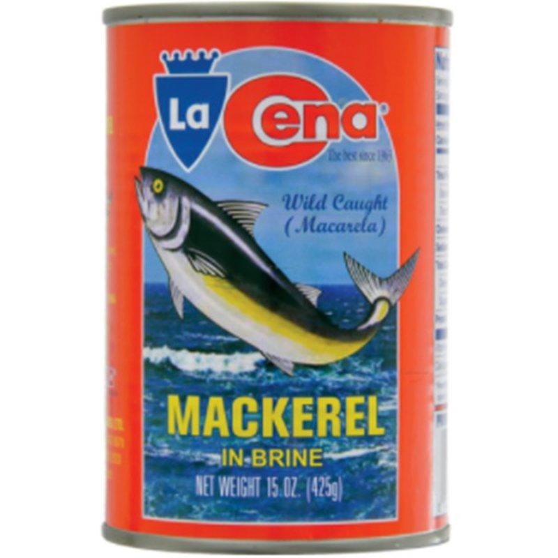 La Cena Jack Mackerel