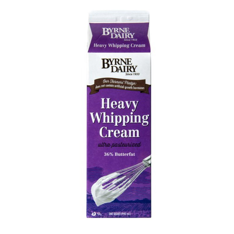 Byrne Dairy 36% Heavy Cream