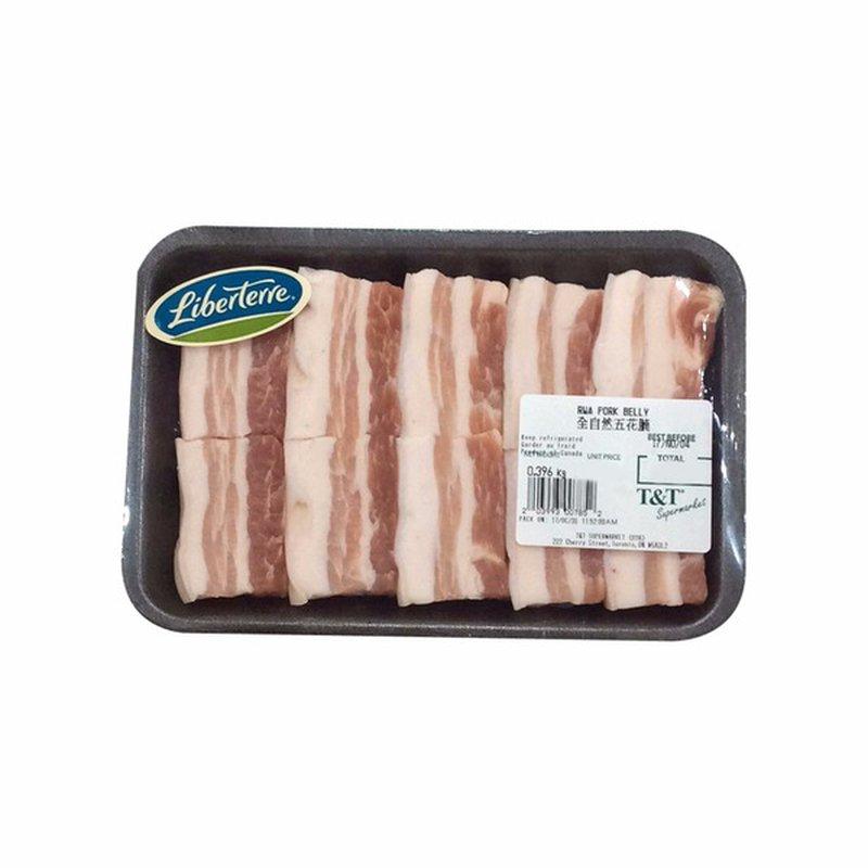 Rwa Pork Belly