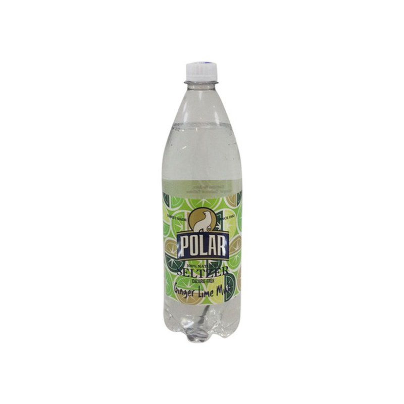 Polar Seltzer, 100% Natural, Ginger Lime Mule