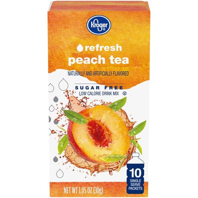 Kroger Tea Drink Mix, Peach