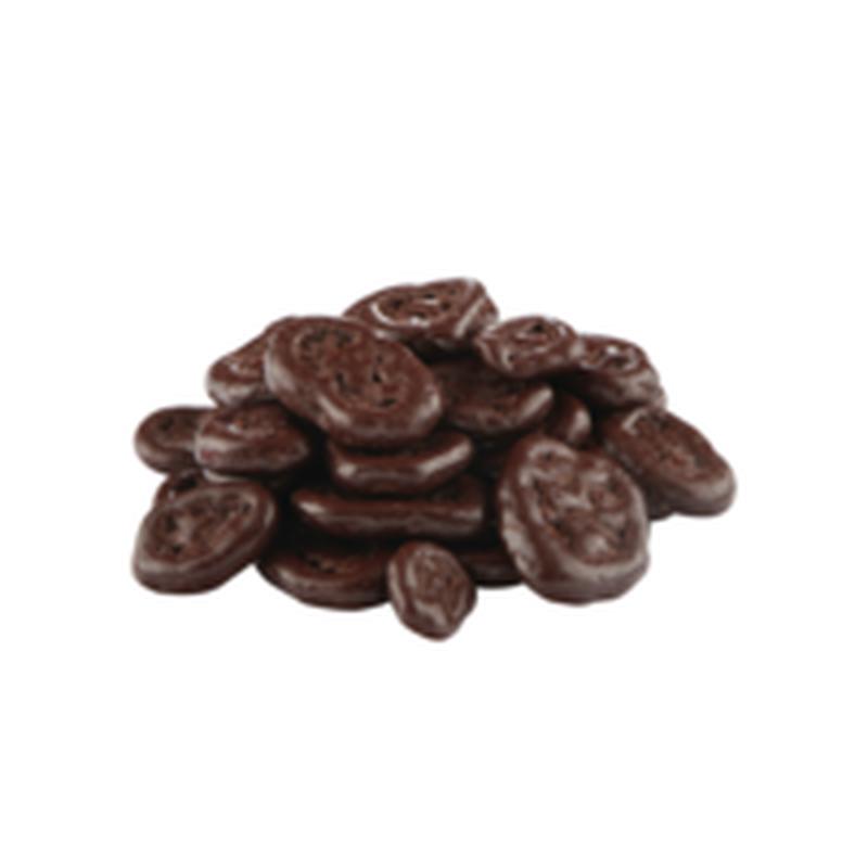 Organic Dark Chocolate Banana Chips, Bulk