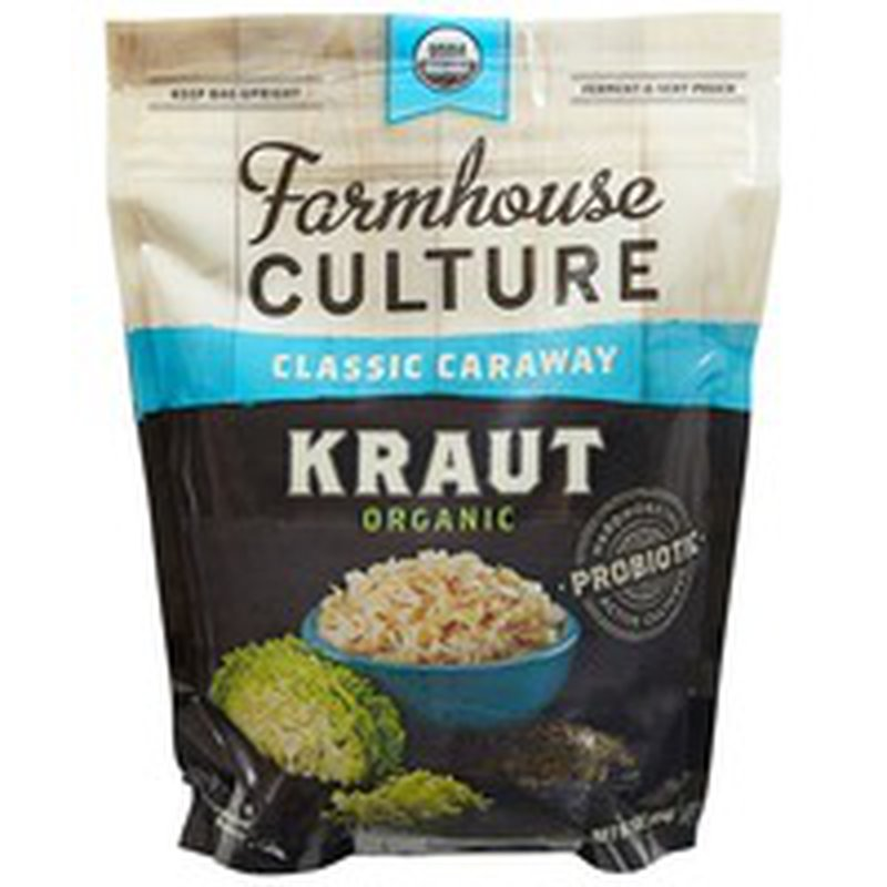 Farmhouse Culture Organic Sauerkraut