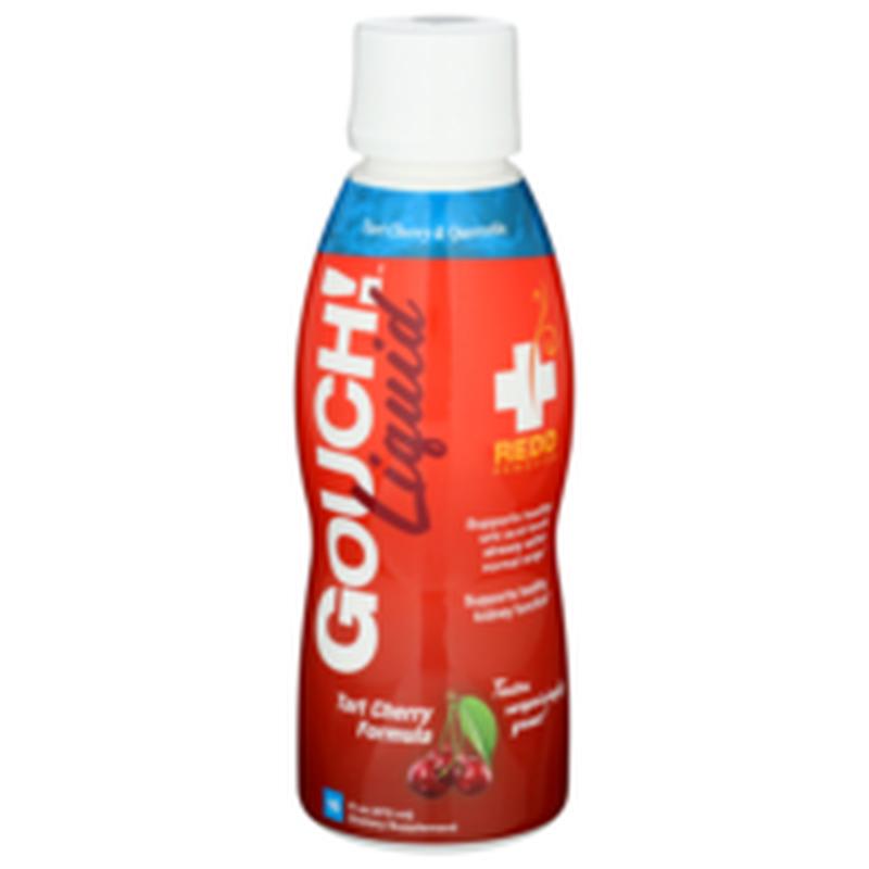 Redd Remedies Gouch! Liquid Tart Cherry Formula Dietary Supplement