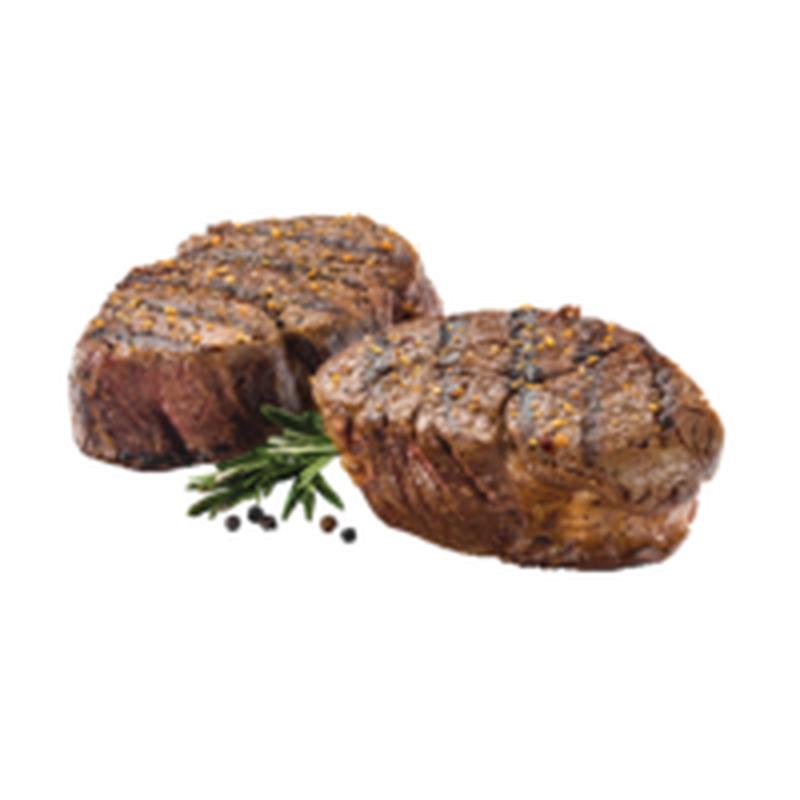 The Butcher Shop 100% Grass Fed Boneless Bottom Round Beef Steak, Package