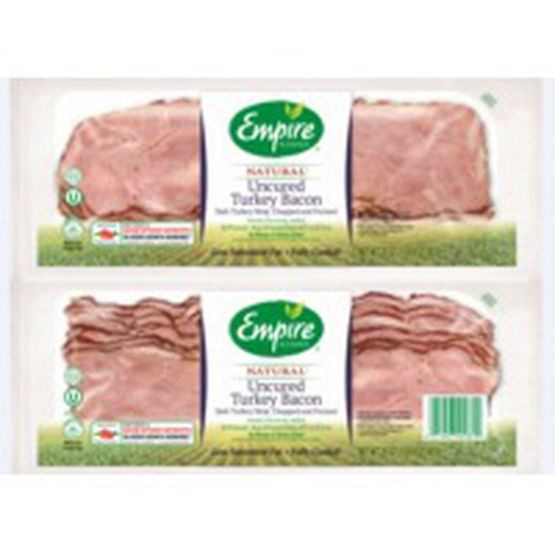 Empire Kosher Turkey Bacon