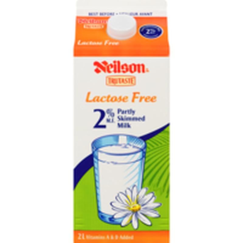 Trutaste Lactose Free 2%