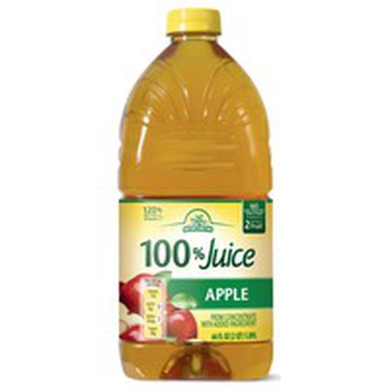 Nature's Nectar 100% Apple Juice