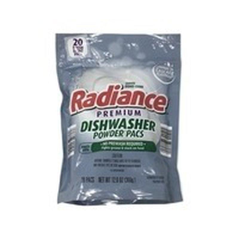 Radiance Premium Dishwasher Tabs