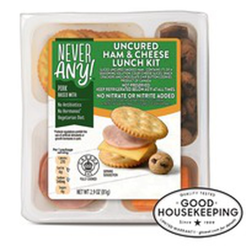 Never Any! Ham Lunchkit