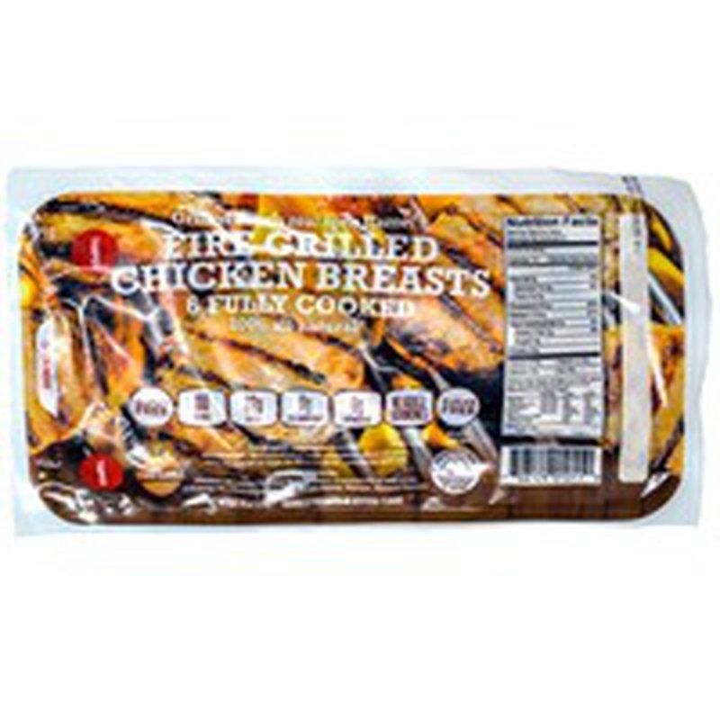 Tru Grill Grilled Chicken Breast