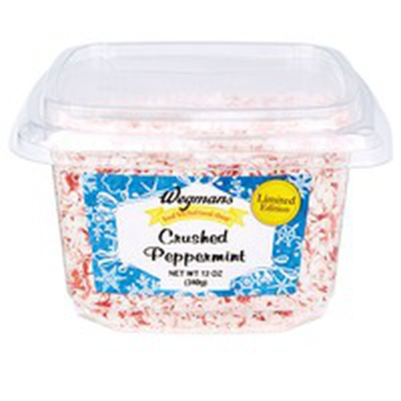 Wegmans Food You Feel Good About Crushed Peppermint