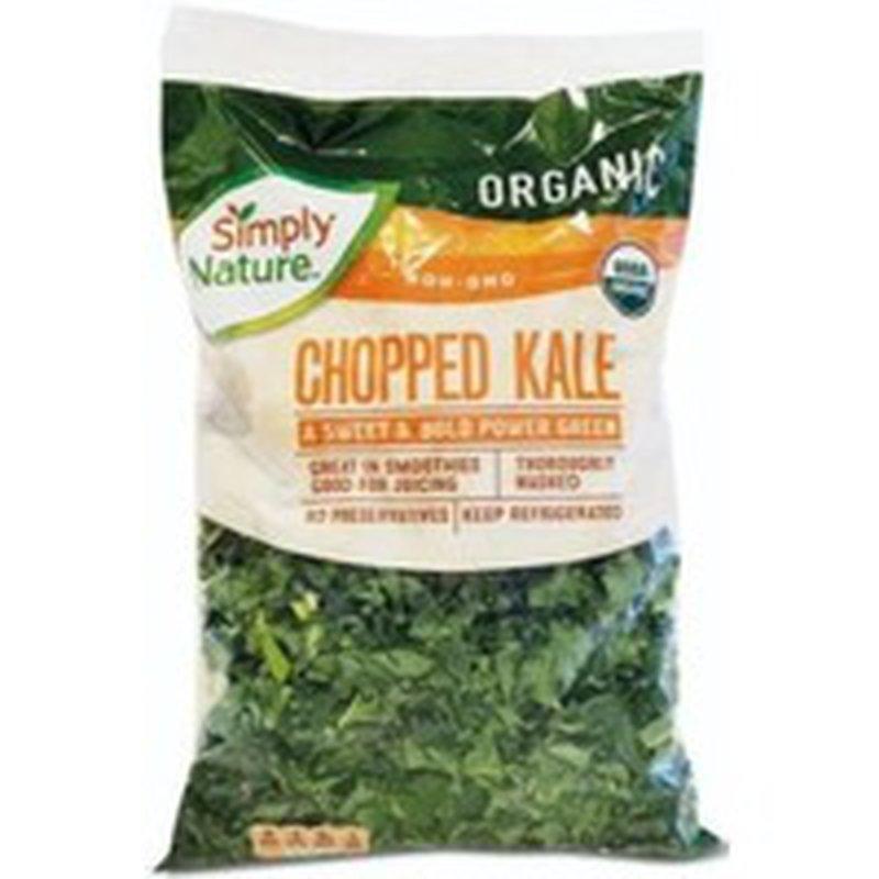Simply Nature Organic Chopped Kale