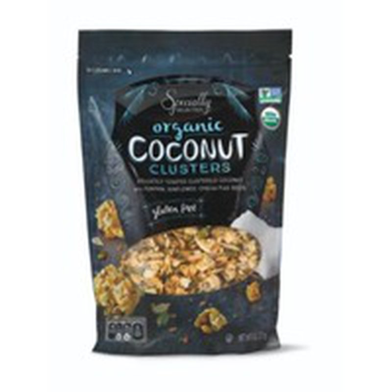 Specially Selected Coconut Granola Clusters