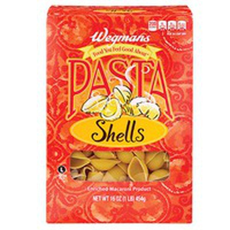 Wegmans Food You Feel Good About Shells Pasta