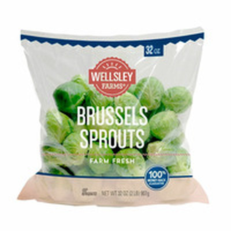 Wellsley Farms Brussel Sprouts