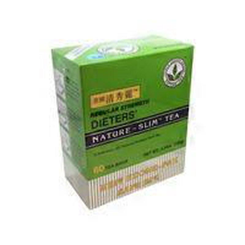 Dieters Nutra Slim Regular Strength Dieters Nature-Slim Tea Bag