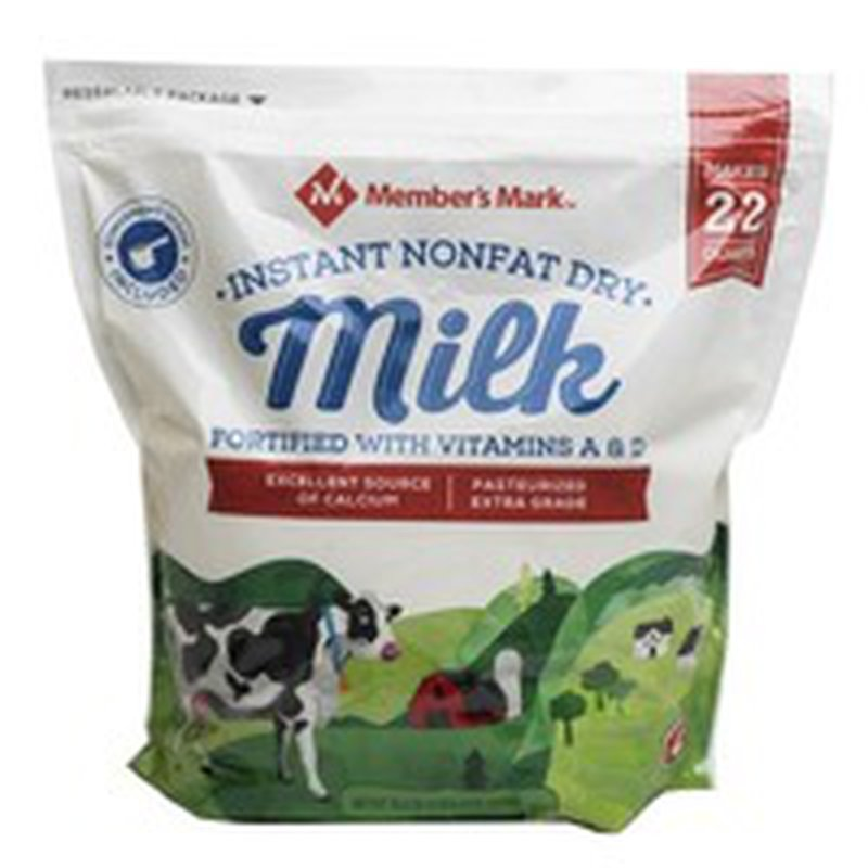 Member's Mark Instant Nonfat Dry Milk
