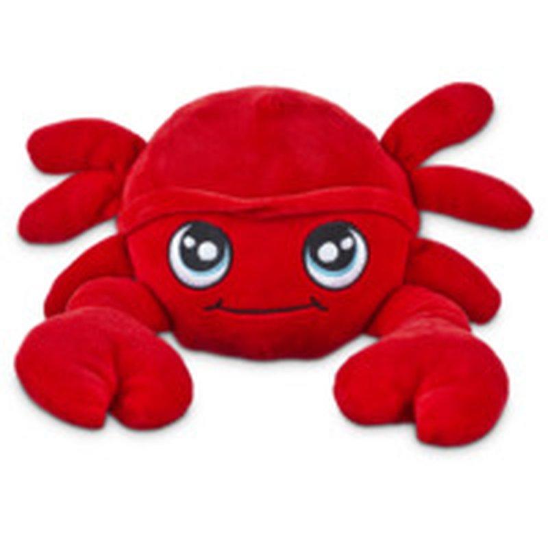 Lpnb Medium Crab Plush Toy for Dogs