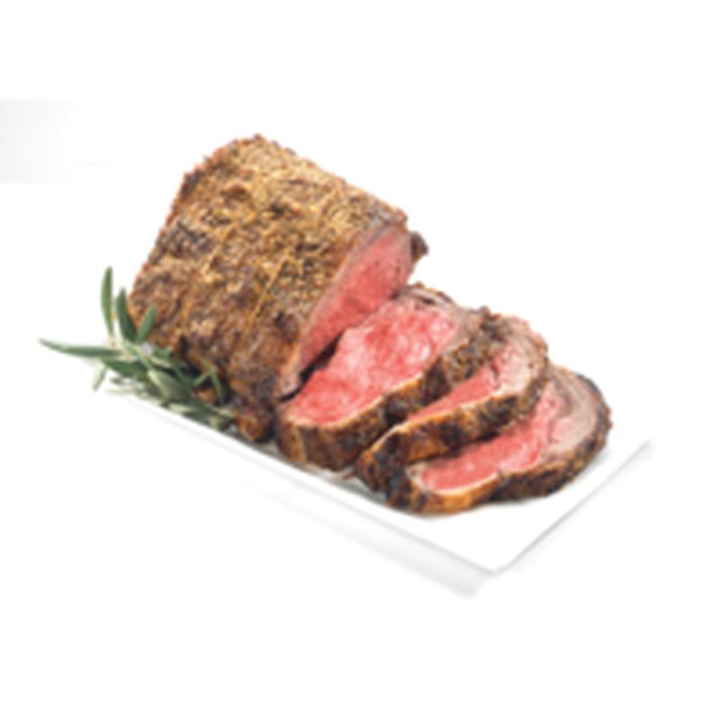 Seasoned Beef Rib Roast, Package