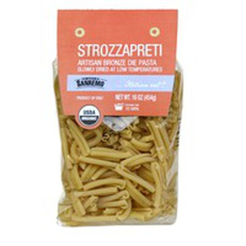 San Remo Organic Strozzapreti Pasta