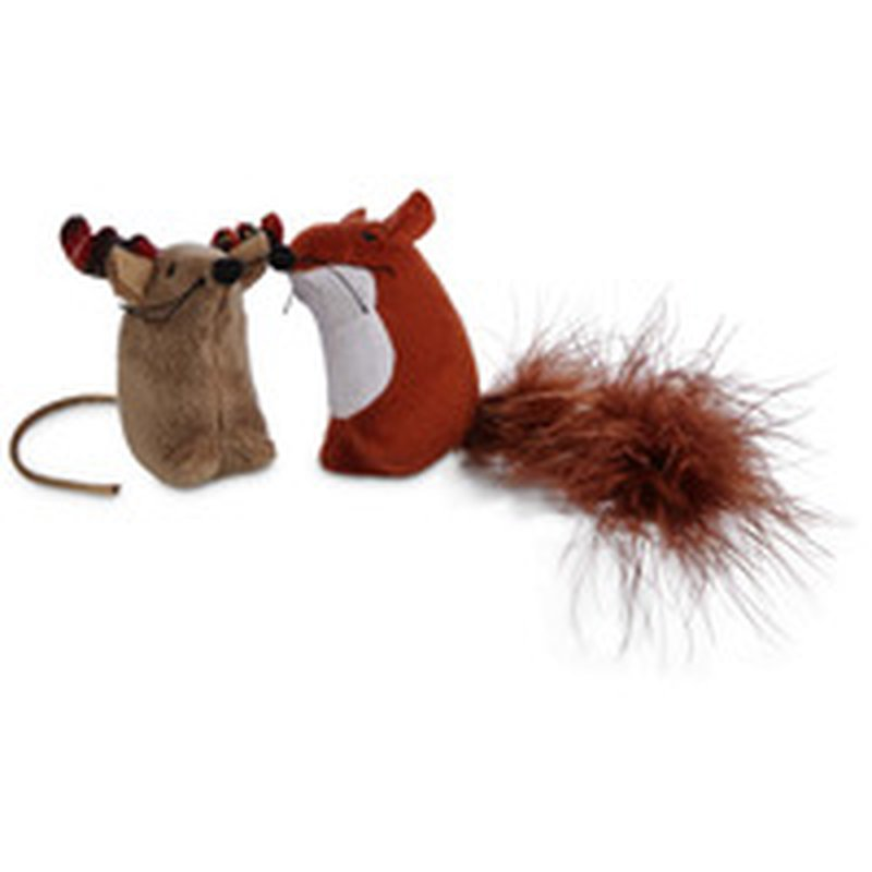 Holiday Mouse Toy For Cats