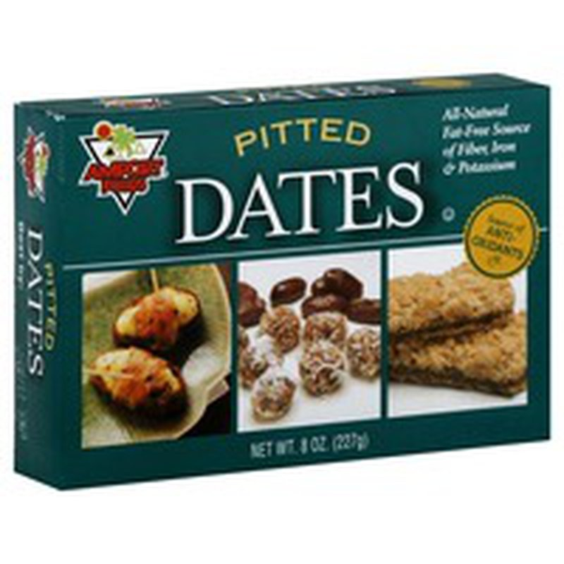 Amport Dates, Pitted