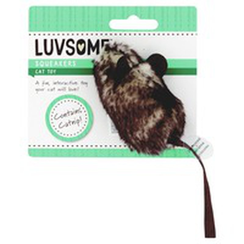 Luvsome Squeakers Cat Toy