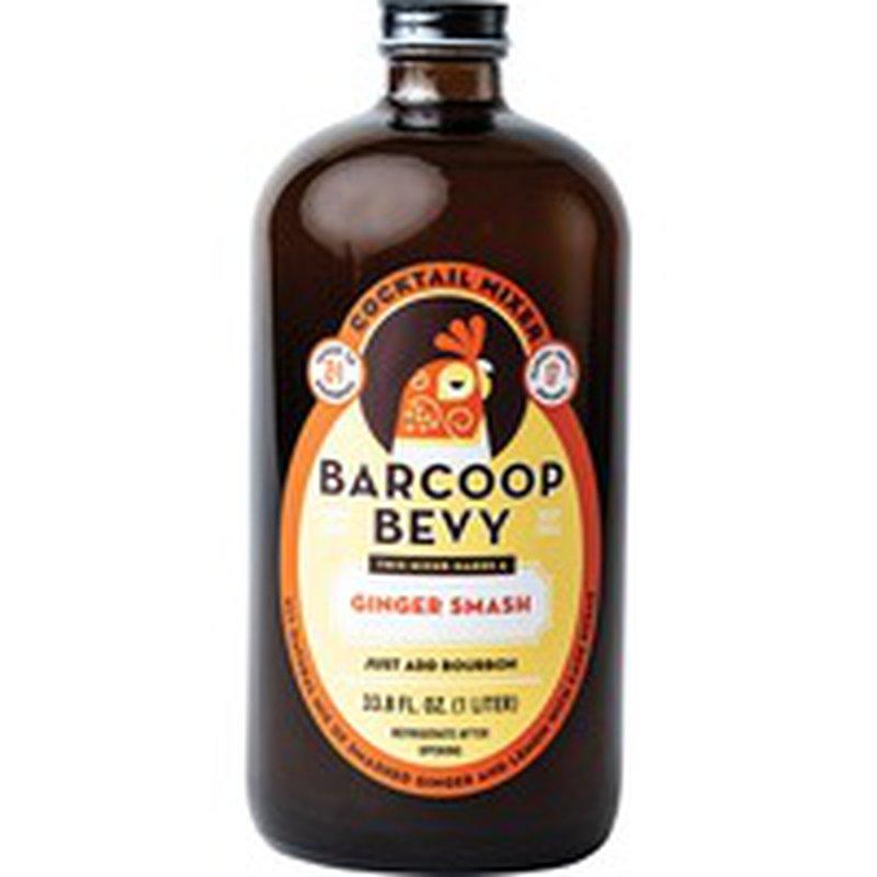 Bantam Bevy Ginger Smash Cocktail Mixer