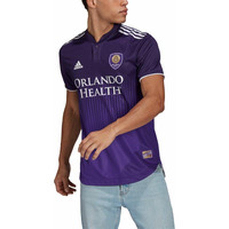 adidas Men's Orlando City '21-'22 Primary Authentic Jersey - XXL ...