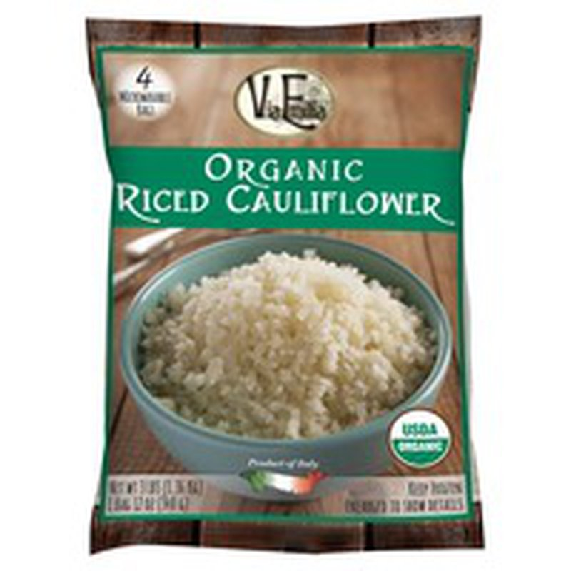 Via Emilia Organic Riced Cauliflower