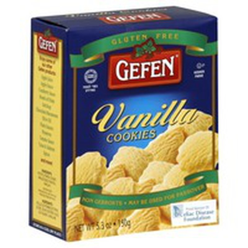 Gefen Cookies, Vanilla