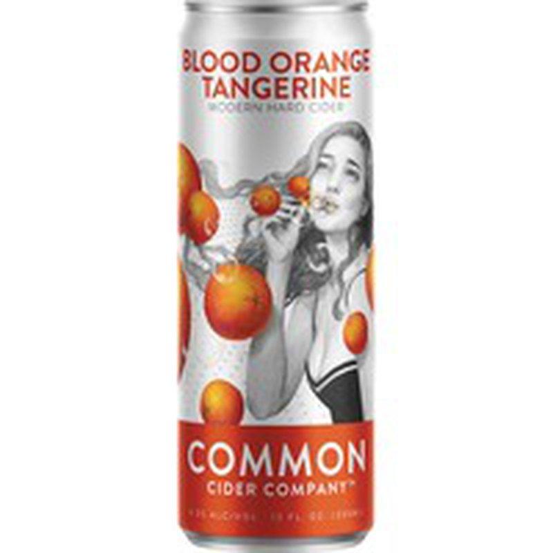 Common Cider Company Blood Orange Tangerine Cider
