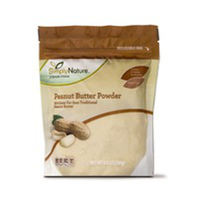 Simply Nature Peanut Butter Powder