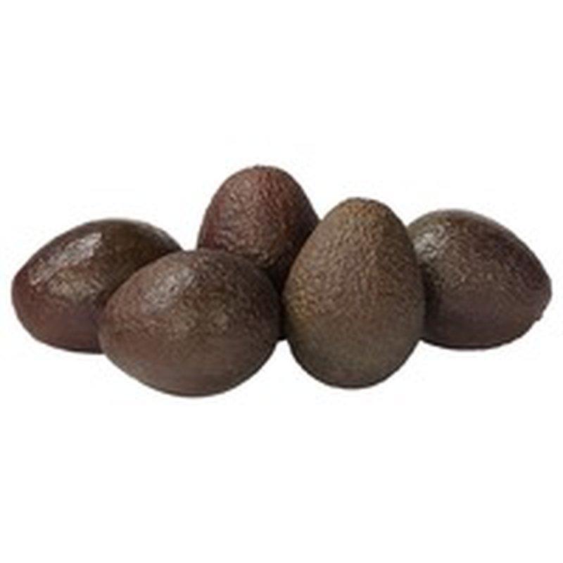 Organic Avocados 5 Count