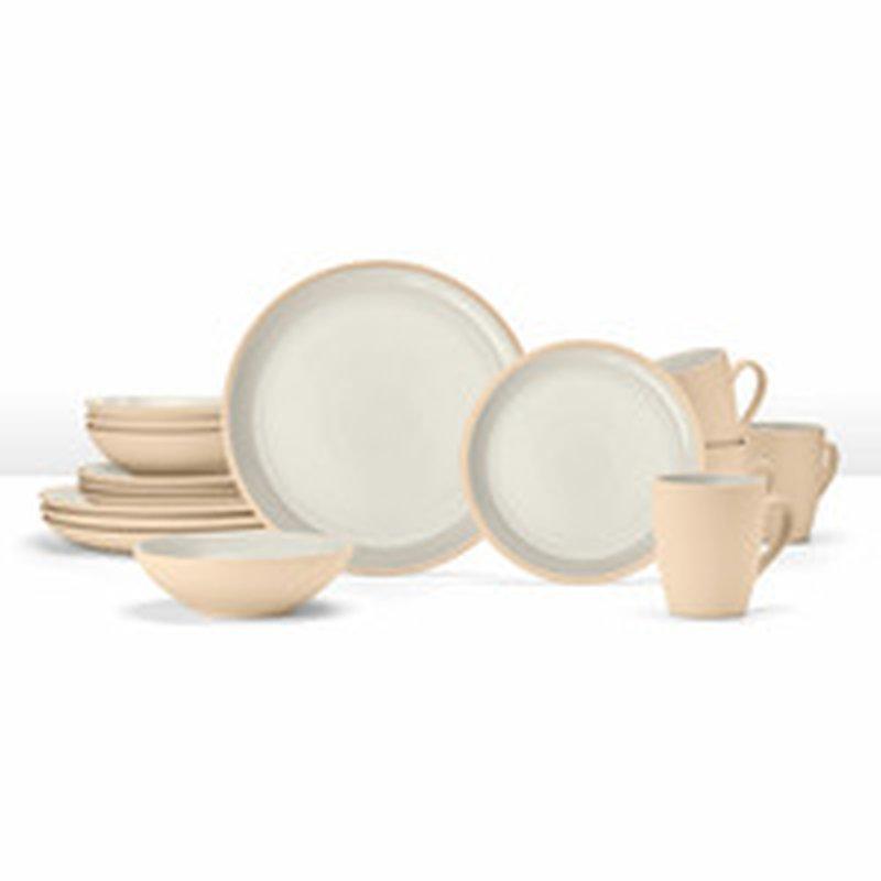 Cuisinart 16-Piece Dinnerware Set