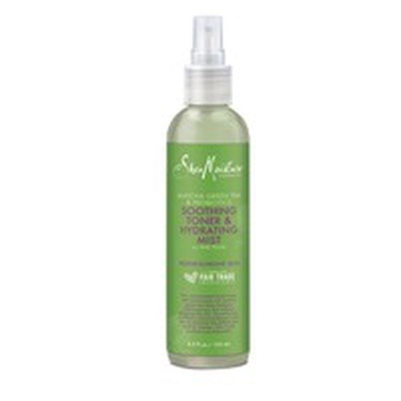 SheaMoisture Toner & Hydrating Mist Match Green Tea