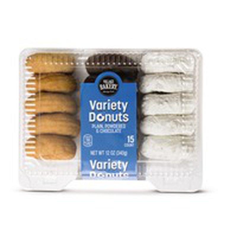 Bake Shop Variety Donuts