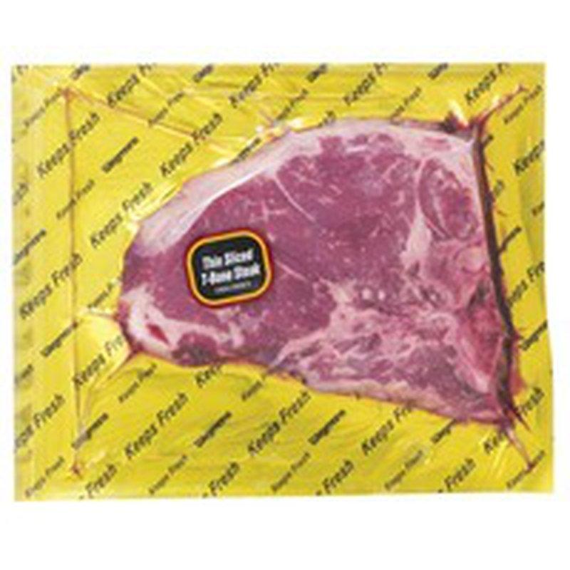 Wegmans Thin Sliced Porterhouse Steak