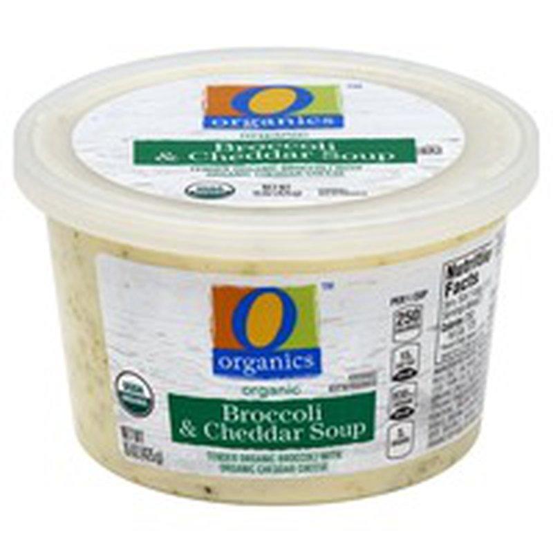 O Organics Organic Broccoli & Cheddar Soup
