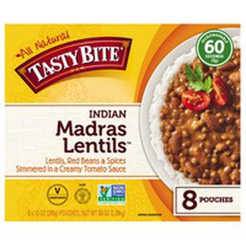 Tasty Bite Indian Cuisine Madras Lentils