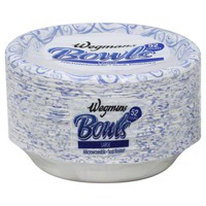 Wegmans Bowls, Large, 20 Fluid Ounce