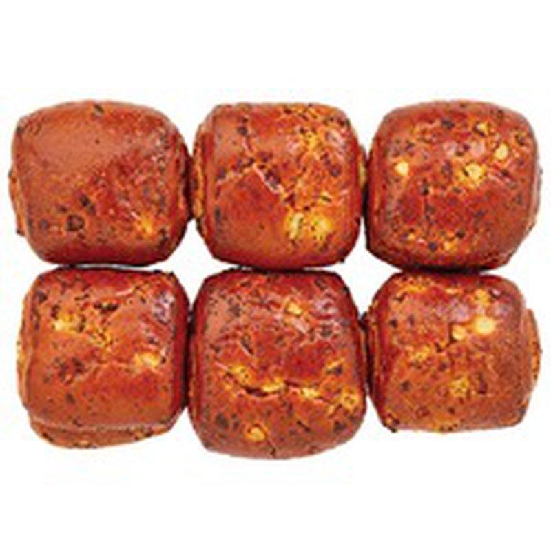 Wegmans Onion Rolls, 6 Pack