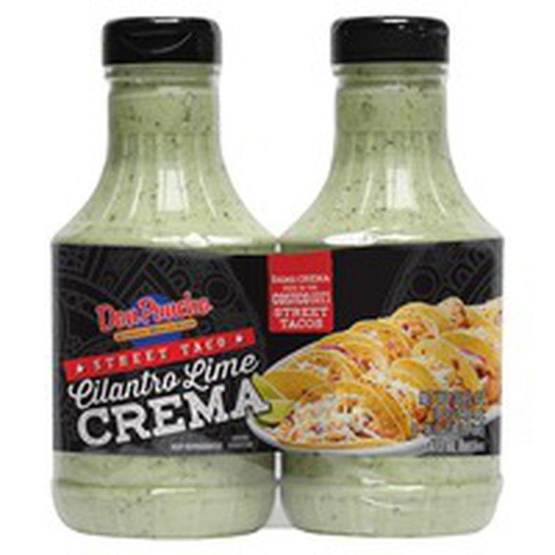 Don Pancho Cilantro Lime Crema