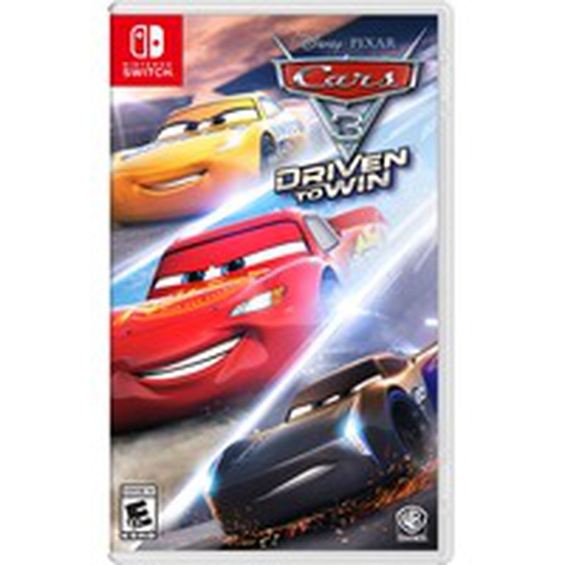 Warner Brothers Interactive Cars 3: Driven to Win for Nintendo Switch