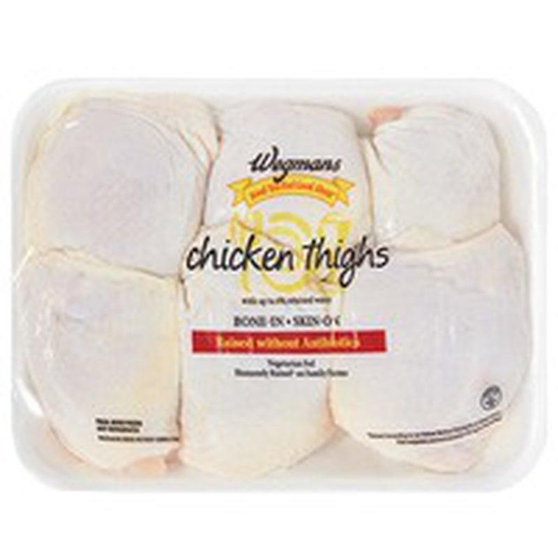 Wegmans Food You Feel Good About Chicken Thighs