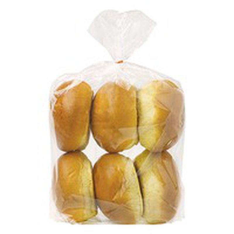 Wegmans Brioche Rolls, 6 Pack