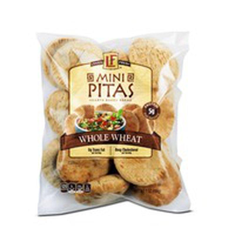 L'oven Fresh Whole Wheat Mini Pitas